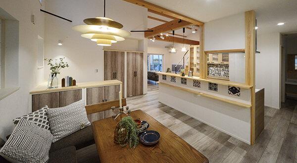 Custom-built 新築注文住宅