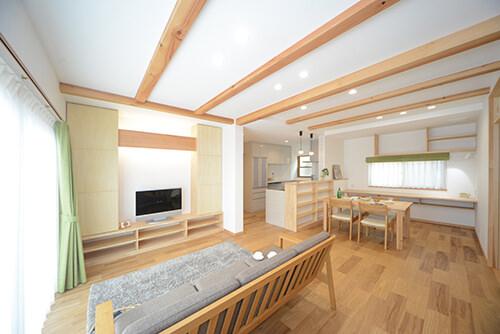 高い断熱性能・気密性能の家