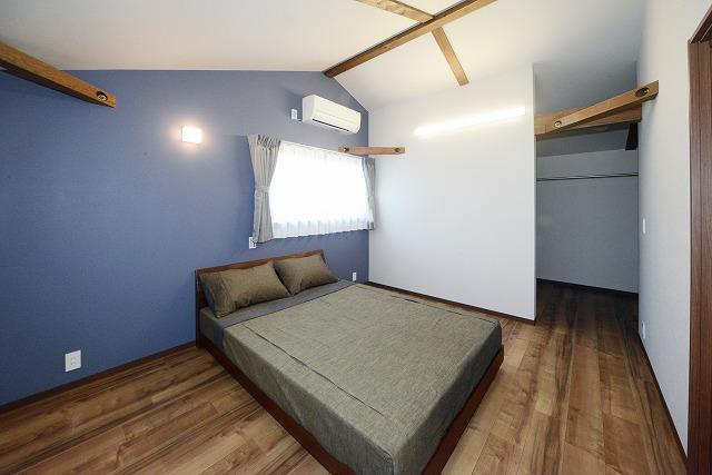 ご夫妻の寝室